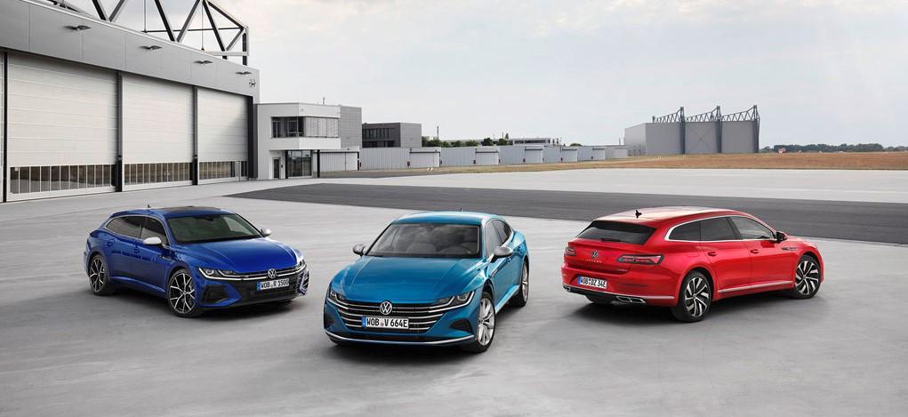 Předprodej nového Volkswagenu ARTEON je zahájen!