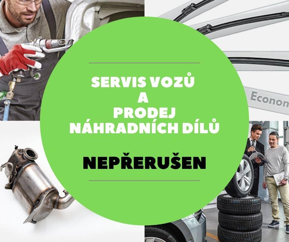 Opatření po nařízení vlády ČR