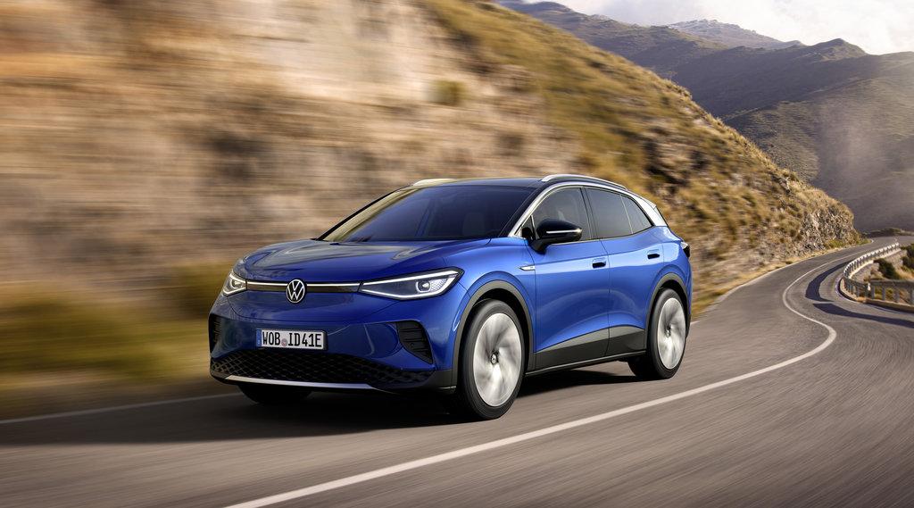 Zahájen předprodej elektrického SUV Volkswagen ID.4